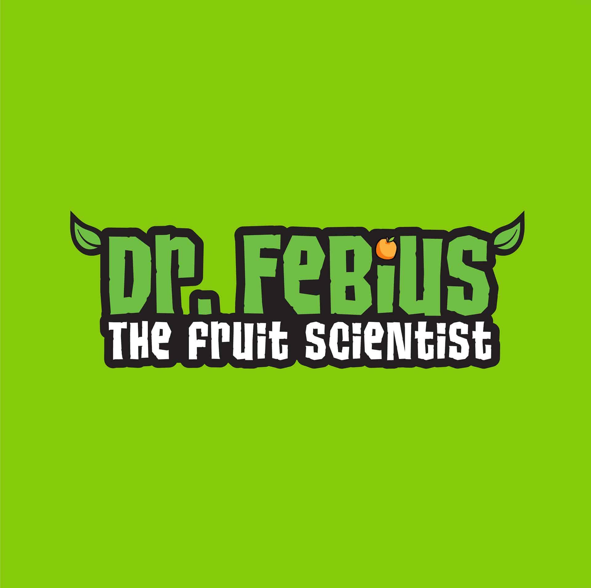 PROPAGANDA - dr febious logo green