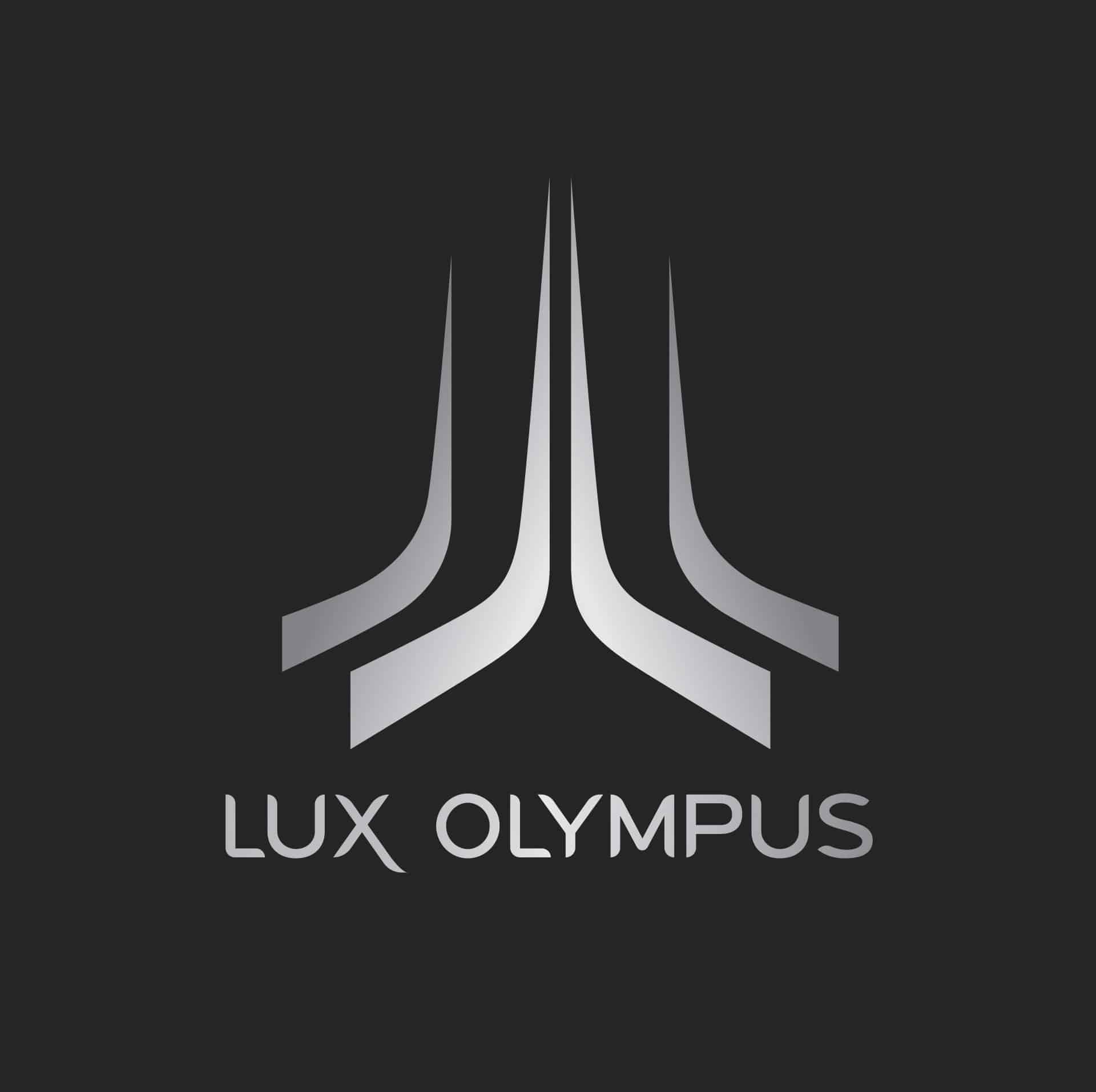 PROPAGANDA - lux olympus logo WHITE