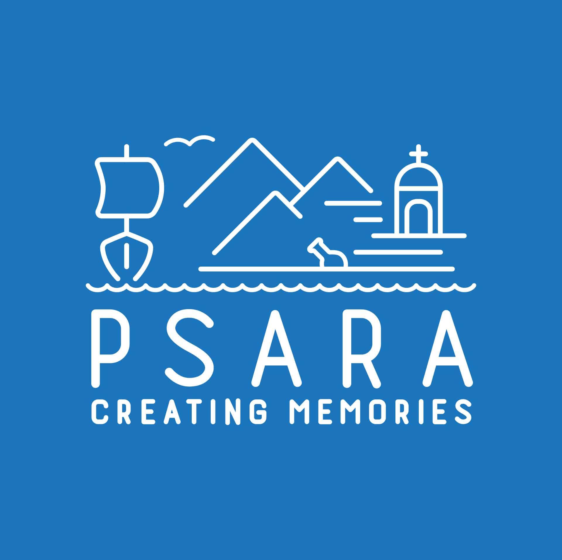 PROPAGANDA - psara logo blue