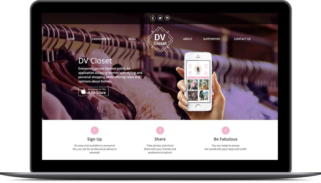 PROPAGANDA - websites dvcloset