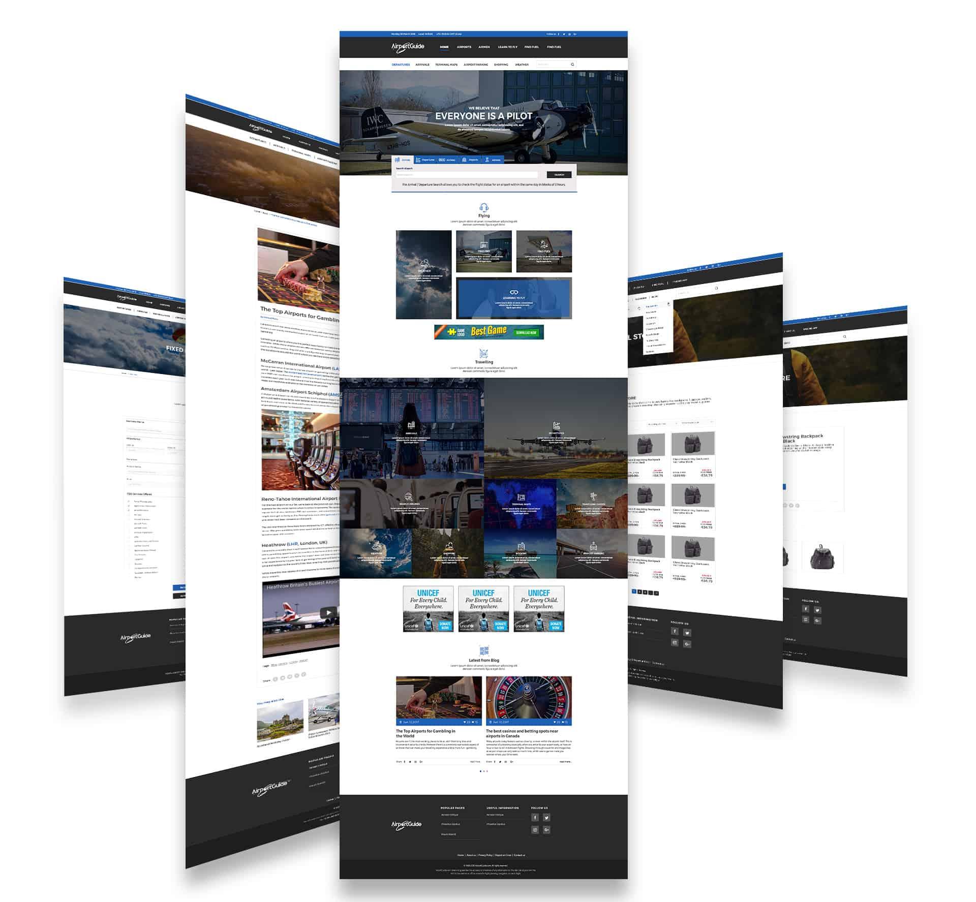 PROPAGANDA - air screens