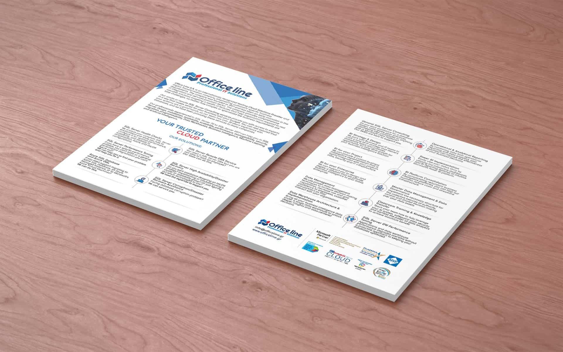 PROPAGANDA - officeline brochure