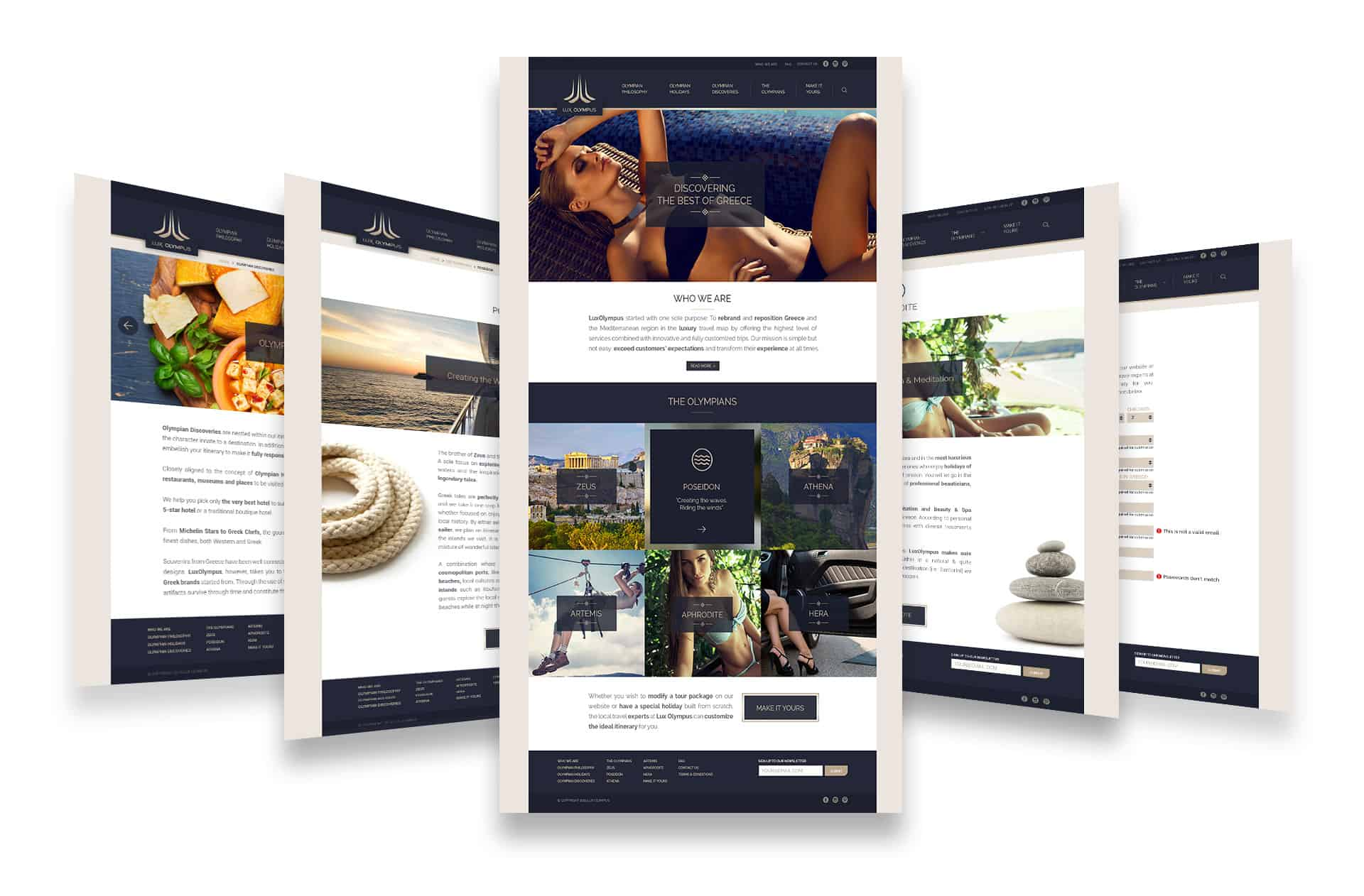 PROPAGANDA - luxolympus site pages